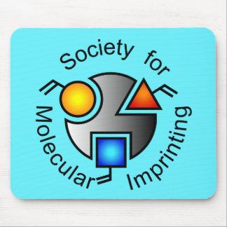 SMI logo mousepad blue