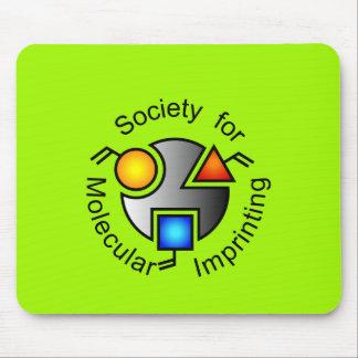 SMI logo mousepad green