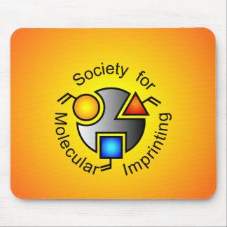 SMI logo mousepad orange
