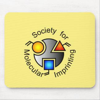 SMI logo mousepad yellow