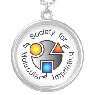 SMI logo necklace