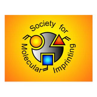 SMI logo postcard orange gradient