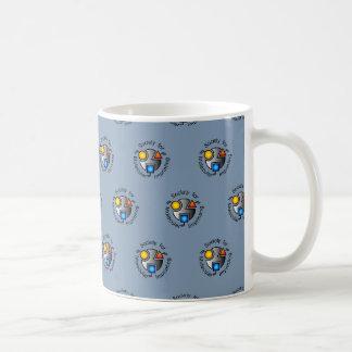 SMI mug grey tiled