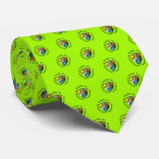 SMI tie green