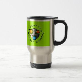 SMI travel mug green
