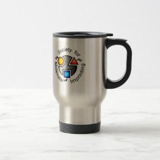 SMI travel mug white