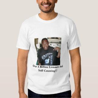 Smidi bate la camiseta, sobre mil millones camisas
