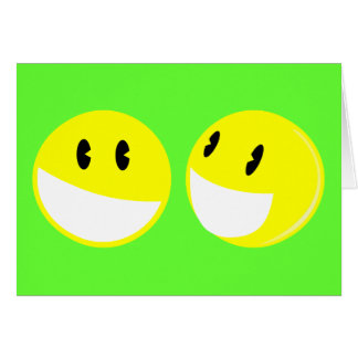 smile-157160  smile smiley happy face yellow FRIEN Card