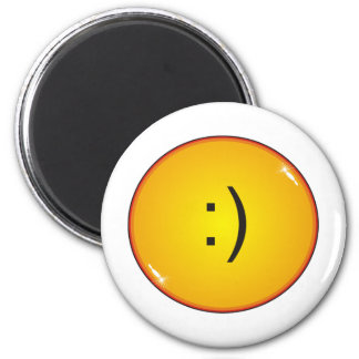 smile 1a 2 inch round magnet