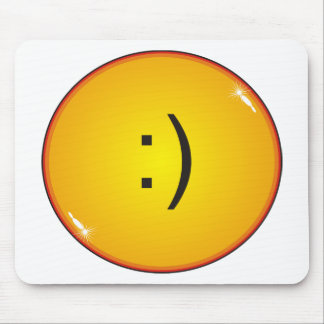 smile 1a mouse pad