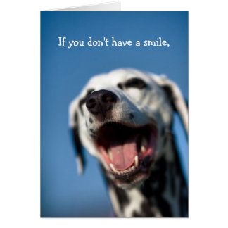 Smile 2 card