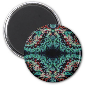 Smile 2 Inch Round Magnet