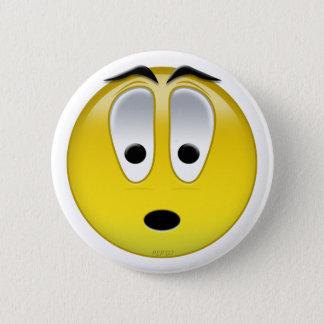 Smile #4 pinback button