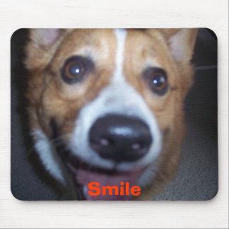 Smile 8D Mouse Pad