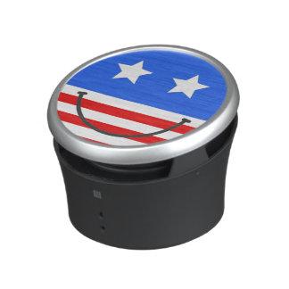 Smile America! Speaker