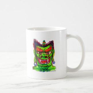 Smile and Ha! Ha! Ha! Coffee Mug