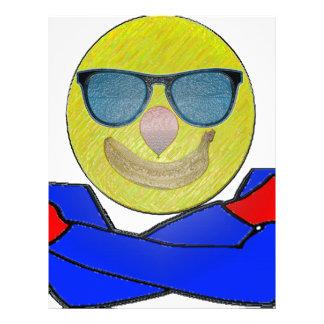 Smile and Hugs Letterhead