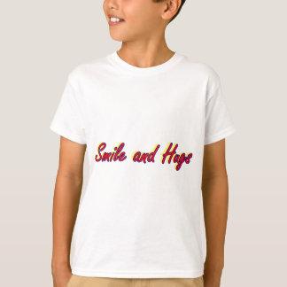 Smile and Hugs T-Shirt