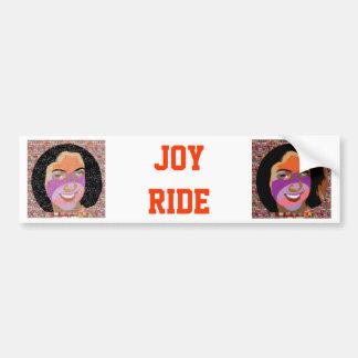 Smile and Kill Princess SONA Roopa Bumper Stickers