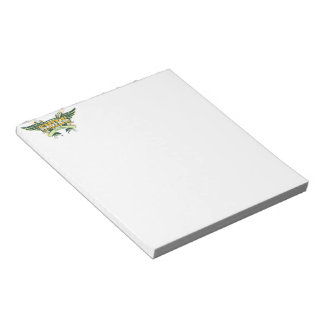 Smile and Let it Go Wings Notepad