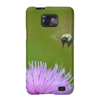 Smile and say Bumble Bee Samsung Galaxy SII Covers