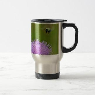 Smile and say Bumble Bee!! Travel Mug