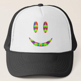 Smile autism Hat