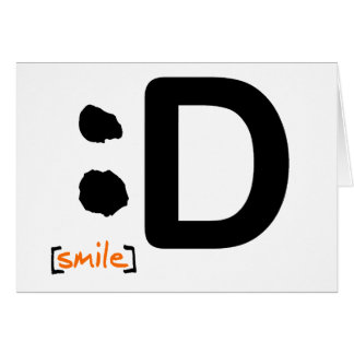 Smile... Awesome Card