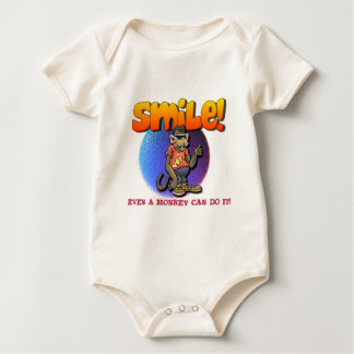 Smile Baby Bodysuit
