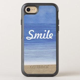 Smile Beach Ocean OtterBox Symmetry iPhone 8/7 Case