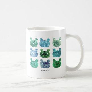 smile bear blues mug
