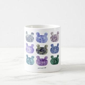 smile bear COOL blues Coffee Mug