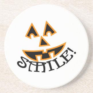 Smile Beverage Coaster