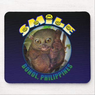 Smile Bohol Mouse Pad