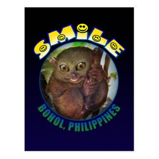Smile Bohol Post Card