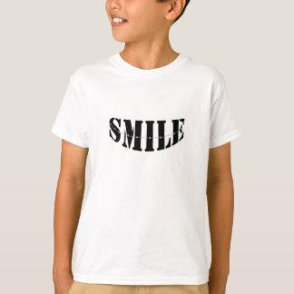 smile braces - kids t-shirt