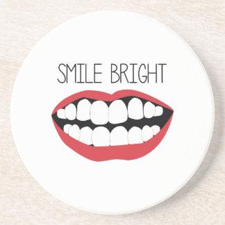 Smile Bright Coasters