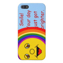 Smile Brighter iPhone Case