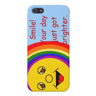 Smile Brighter iPhone Case