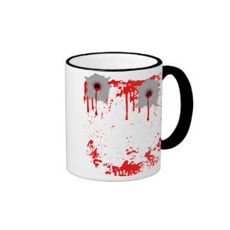 Smile Bullet Gore Coffee Mugs