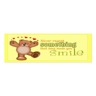 Smile Business Card Template