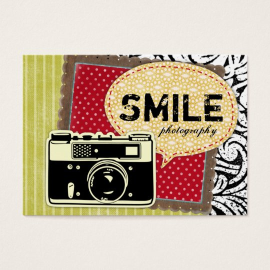 Smile Business Cards
