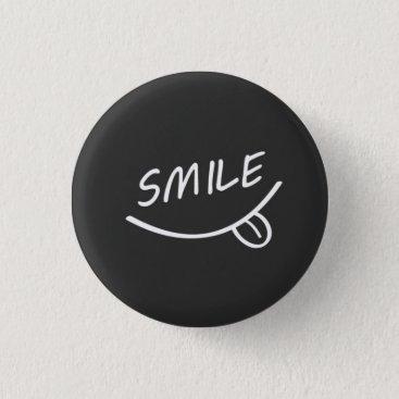 USA Themed Smile Button