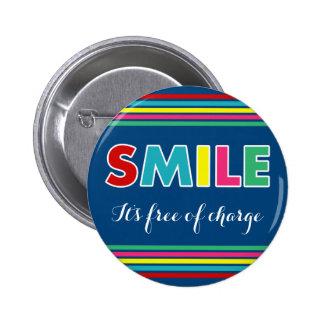Smile! Pin