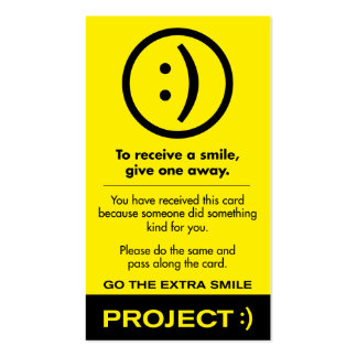 Smile Cards Business Card
