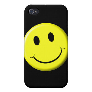 Smile! Cases For iPhone 4