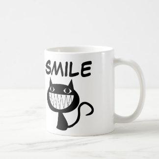 Smile Cat, Coffee Mug