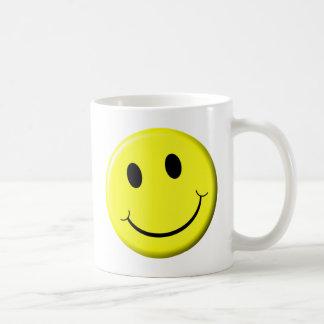 Smile! Classic White Coffee Mug