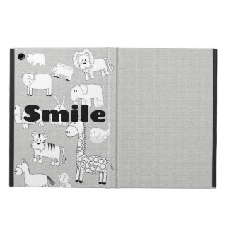 Smile Cover For iPad Air