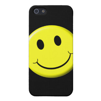Smile! Cover For iPhone 5